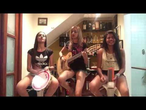 Meninas do Samba - Xequeré - Quinteto em Branco e Preto