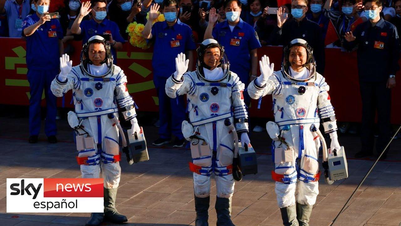 """""""China tiene los ojos puestos en el espacio desde hace bastante tiempo"""""""