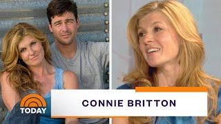 Connie Britton Chats 'Friday Night Lights' on TODAY in 2009 | Flashback Friday | TODAY