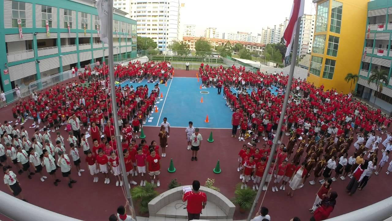 casuarina primary school national day celebration 2015