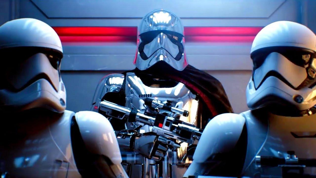 Star Wars Ray Tracing Demo