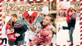 VLOGMAS # 4 🎄❤️ CHRISTMAS PHOTOSESSION on Red Square! Cozy vlog!