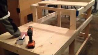 Table Saw Station - Part3