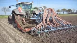 #Amazing amazing tractor videos, amazing soucy track tractor working in farm, modern agriculture do