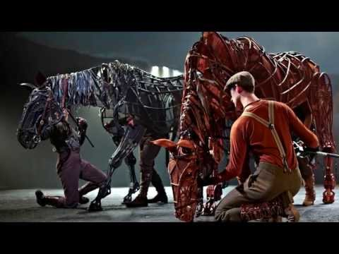 The Art of Theatre Lighting - War Horse for The National Theatre