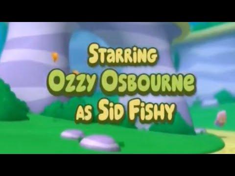 Ozzy Osbourne Does A Cartoon Voice