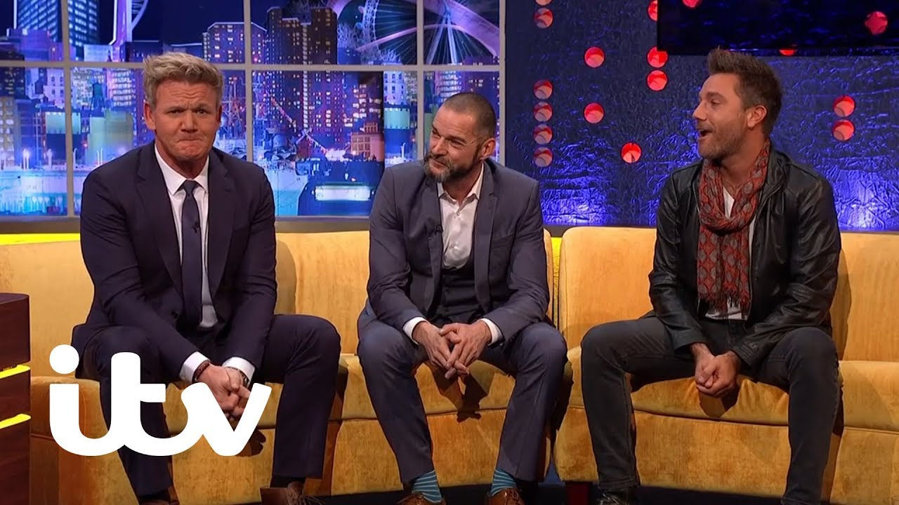 Download Gino D'Acampo's Terrible Driving   The Jonathan Ross Show   ITV