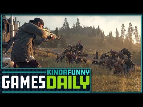 Days Gone Delayed  Kinda Funny Games Daily 101918