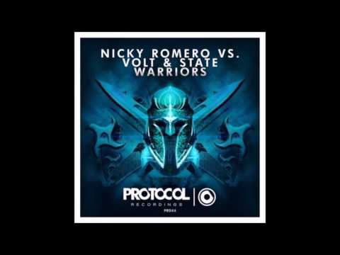Nicky Romero, Volt & State - Warriors (Orchestra Extended Edit)