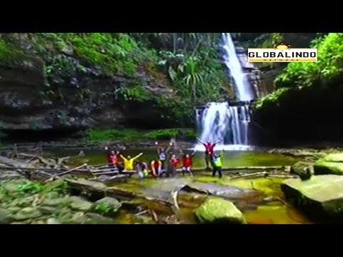 Air Terjun Aek Metua Rokan Hulu Riau - MY TRIP MY ADVENTURE 15 Oktober 2017
