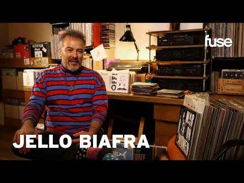 Jello Biafra's Vinyl Collection - Crate Diggers (Preview)