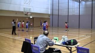 2016 2  22 小學男子 漢華 vs 北角衛理  2