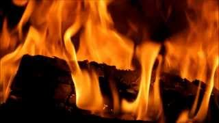 Repeat youtube video ♥♥♥♥♥ The Best  FullHD Fireplace Video 1080p with perfect crackling sound