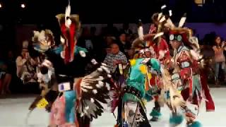 GATHERING OF NATIONS POW WOW 2019 :  Mens Exhibition