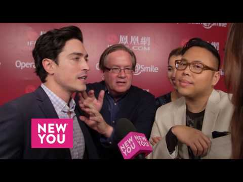 Actor Ben Feldman tells New You about his involvement with Operation Smile