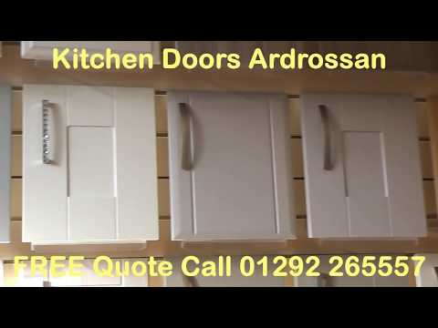 Kitchen Doors Ardrossan - Call 01292 265557 for FREE quote.