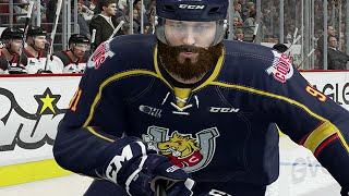 insane slapshot from the beast   nhl 16 be a pro career mode   episode 3