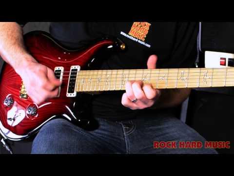 PRS Swamp Ash Special - 'Rock Hard Music' Presentation