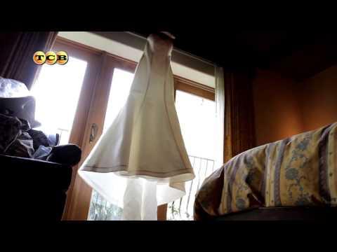 Стирать свадебное платье - 2 известных способа