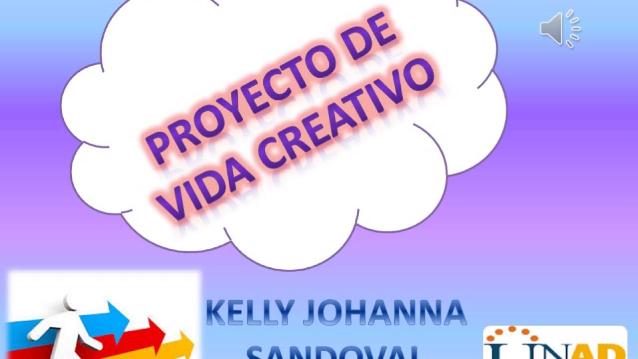 proyecto de vida creativo youtube