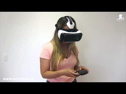 VIRTUAL REALITY Shopping experience - OCTOPUS