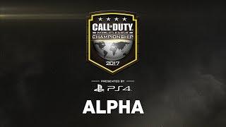 CWL Championship 2017 - Day 3 - Alpha