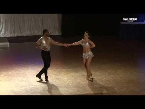 Jacques & Isabelle, Canada, Amateur Salsa Cabaret, WSS 2017