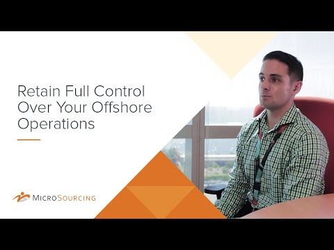 Retain Full Control Over Your Offshore Operations