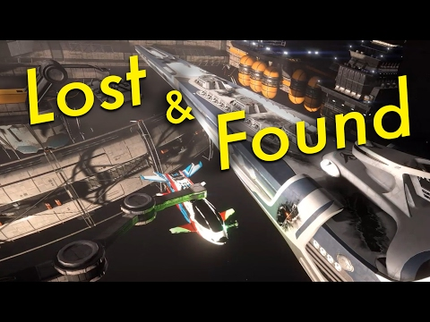 Space Tourism (Ep 10) Lost & Found | Elite Dangerous