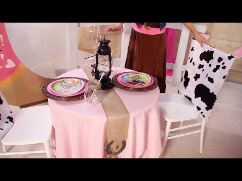 Decorating Ideas - Burlap Fabric - Vintage Wedding -  Shindigz.com
