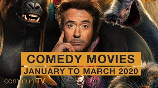 Upcoming Comedy Movies - January to March 2020