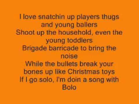 Eminem - Under The Influence [Lyrics]