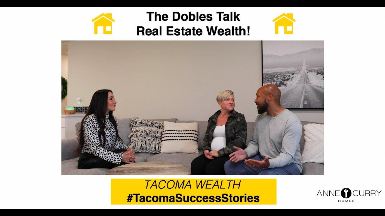 Doble Family | Tacoma Wealth