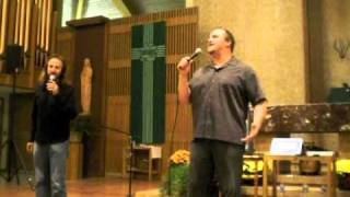 Watch Allen Asbury You Are Faithful video