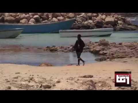 Speciale tg1 Libia tratta migranti 3 9 17
