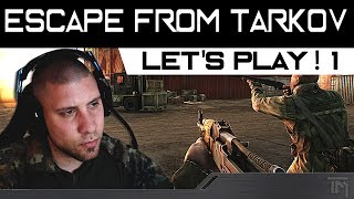 ESCAPE FROM TARKOV - Let's Play ! #1/stream  FR