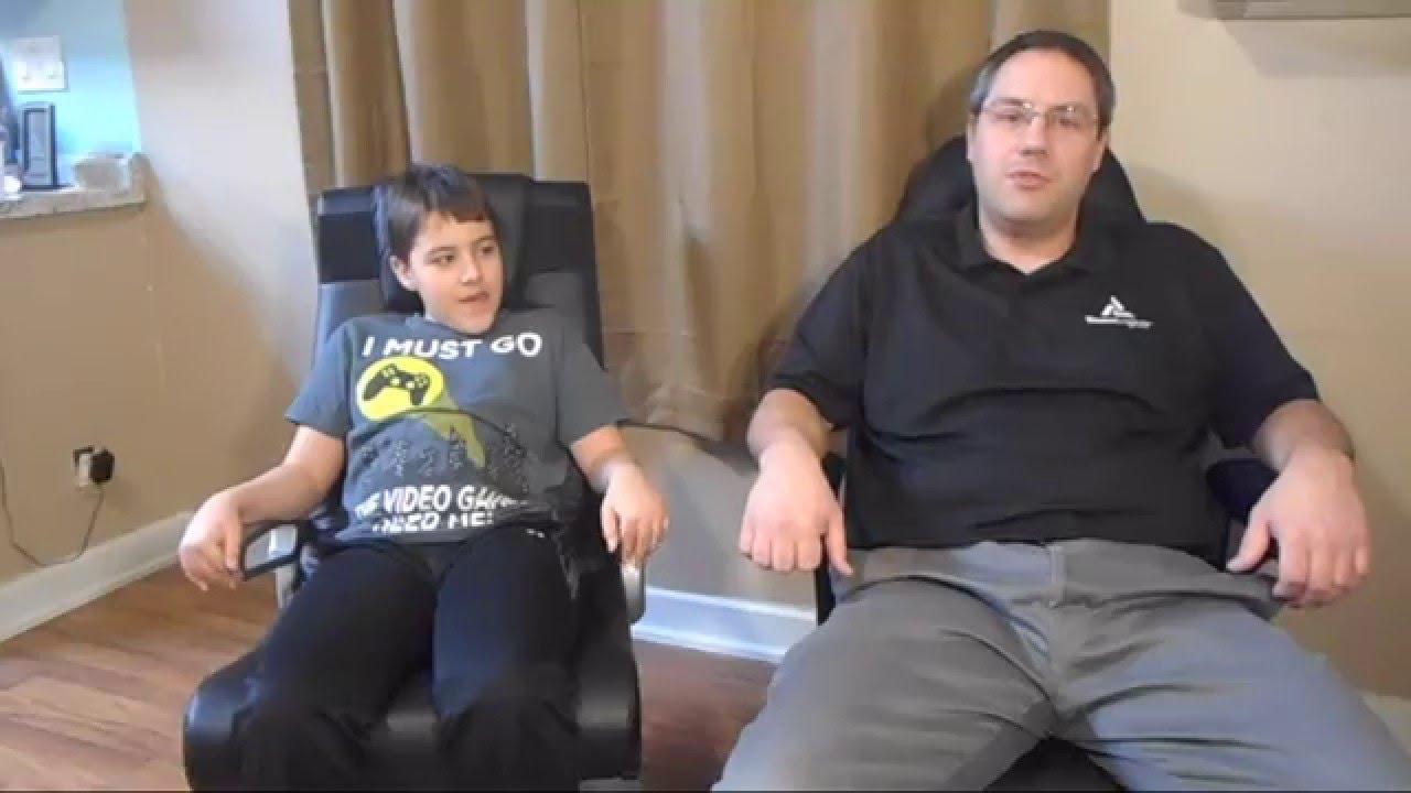X Rocker Pro Pedestal Gaming Chair Mat For Under High 300 Video Review Youtube