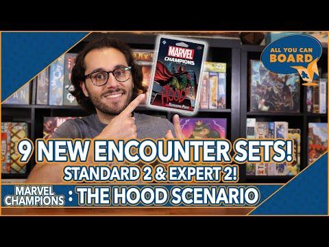 The HOOD Scenario Pack | Marvel Champions | Card REVEAL & PREVIEW (STANDARD II & EXPERT II!)