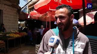 فلسطين.. أزمة الرواتب تلقي بظلالها على الحركة الشرائية في شهر رمضان (6-5-2019)