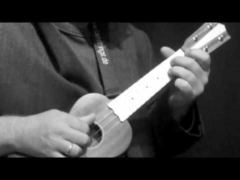 Harry Lime Theme - The Third Man (ukulele instrumental)