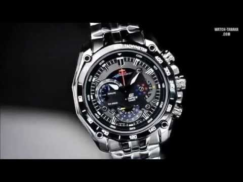 048a048f2f7 Relógio Casio Edifice Red Bull Racing - Ref. 5147 - YouTube