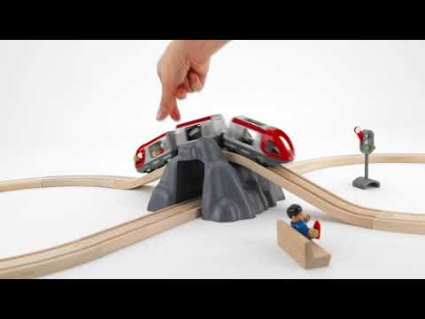 BRIO World - 33773 Railway Starter Set