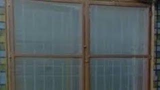 किचन की खि़ड़की की जाली कैसे साफ़ करें । how to clean windows net | kitchen jali ki safai