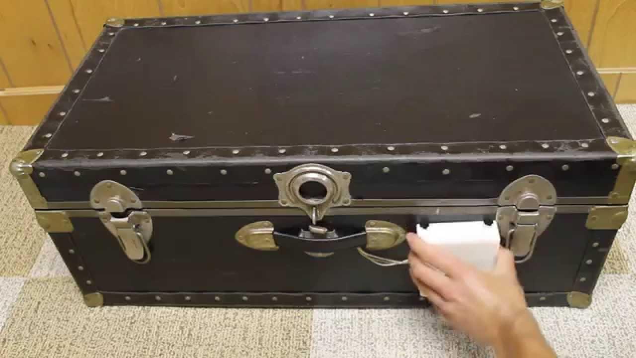 Fingerprint Scanning Lock