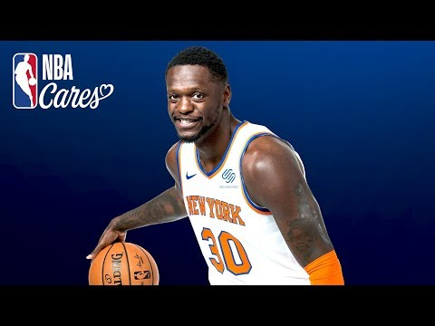 A message from Julius Randle