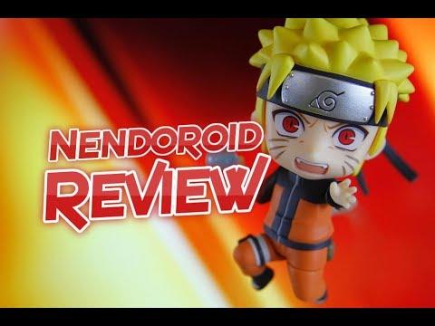Nendoroid Uzumaki Naruto Review『Naruto Shippuden』
