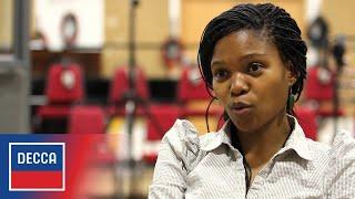 "Voice of Hope: Pumeza discusses ""Saduva"" (Hush I Hear You)"