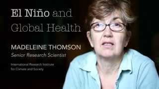 Madeleine Thomson on El Niño