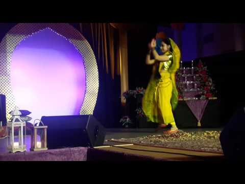 Ghate lagaia dinga Bangladeshi folk dance by Lopa