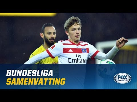 HIGHLIGHTS | Samenvatting Borussia Dortmund - Hamburger SV